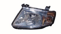 2008 - 2011 Mazda Tribute Hybrid Front Headlight Assembly Replacement Housing / Lens / Cover - Left (Driver)
