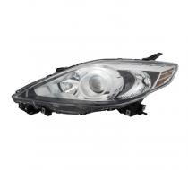 2008 - 2009 Mazda 5 Mazda5 Front Headlight Assembly Replacement Housing / Lens / Cover - Left (Driver)