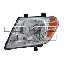 2009 - 2014 Nissan Frontier Pickup Headlight Assembly - Left (Driver)