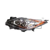 2010 - 2013 Mazda 3 Mazda3 Headlight Assembly - Left (Driver)