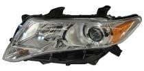 2009 - 2016 Toyota Venza Headlight Assembly - Left (Driver)