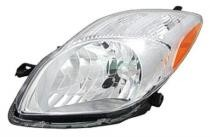 2009 - 2011 Toyota Yaris Headlight Assembly - Left (Driver)