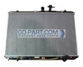 2009-2010 Toyota Highlander KOYO Radiator (With Tow Package)