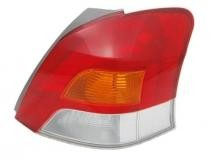 2009 - 2011 Toyota Yaris Rear Tail Light Assembly Replacement / Lens / Cover - Right (Passenger)