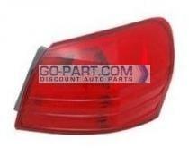 2008-2011 Nissan Rogue Tail Light Rear Lamp - Right (Passenger)