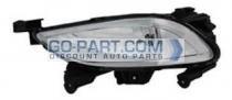 2011-2011 Hyundai Sonata Fog Light Lamp - Right (Passenger)