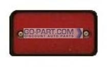 1996-2002 Kia Sportage Rear Bumper Reflector - Left (Driver)