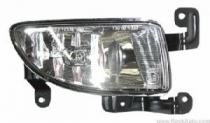 2002 - 2004 Kia Spectra Fog Light Assembly Replacement Housing / Lens / Cover - Right (Passenger)