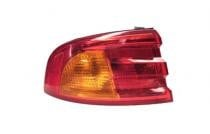 2001 Kia Magentis Rear Tail Light Assembly Replacement / Lens / Cover - Left (Driver)