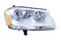 2011 - 2014 Dodge Avenger Headlight Assembly - Right (Passenger)