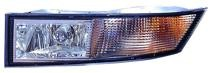 2009 - 2014 Cadillac Escalade Hybrid Fog Light Assembly Replacement Housing / Lens / Cover - Left (Driver)
