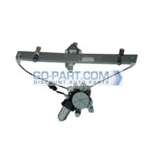 2004-2007 Mitsubishi Lancer Window Regulator Assembly Power (Front Left)