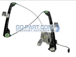 2004-2006 Chrysler Pacifica Window Regulator Assembly Power (Front Right)