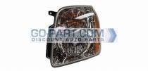 2007-2011 GMC Yukon Headlight Assembly - Left (Driver)