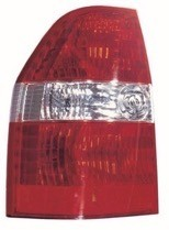 2001 - 2003 Acura MDX Tail Light Rear Lamp - Left (Driver)