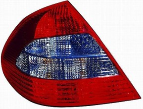 2007-2009 Mercedes Benz E550 Tail Light Rear Lamp - Left (Driver)