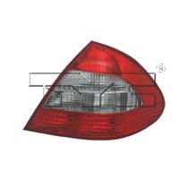 2007 - 2009 Mercedes Benz E350 Tail Light Rear Lamp - Right (Passenger)