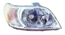 2010 - 2011 Chevrolet (Chevy) Aveo 5 Headlight Assembly - Right (Passenger)