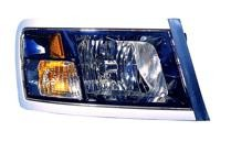 2008-2011 Dodge Dakota Pickup Headlight Assembly - Right (Passenger)