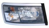 2008-2011 Dodge Dakota Pickup Headlight Assembly - Right (Passenger)