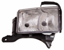 1999 - 2001 Dodge Ram Headlight Assembly - Right (Passenger)