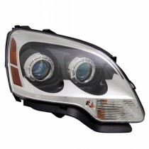 2007-2008 GMC Acadia Headlight Assembly - Right (Passenger)
