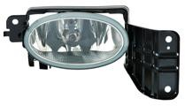 2010 Honda Accord Crosstour Fog Light Lamp - Right (Passenger)