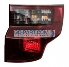 2009-2010 Honda Element Tail Light Rear Lamp - Right (Passenger)