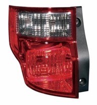 2009 - 2011 Honda Element Rear Tail Light Assembly Replacement / Lens / Cover - Left (Driver)