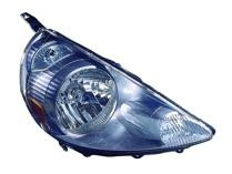 2007 - 2008 Honda Fit Headlight Assembly (Storm Silver) - Right (Passenger)