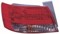 2008 Hyundai Sonata Tail Light Rear Lamp - Left (Driver)