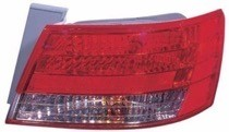 2008 Hyundai Sonata Rear Tail Light Assembly Replacement / Lens / Cover - Right (Passenger)