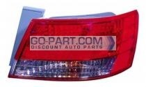 2008-2008 Hyundai Sonata Tail Light Rear Lamp - Right (Passenger)