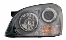 2007 - 2008 Kia Optima Headlight Assembly (For Models With Appearance Package) - Left (Driver)