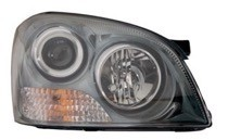 2007 - 2008 Kia Optima Headlight Assembly (For Models With Appearance Package) - Right (Passenger)