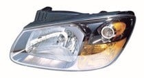 2007 Kia Spectra5 Headlight Assembly - Left (Driver)