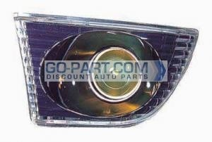 2004-2005 Lexus IS300 Fog Light Lamp (with Sport Package) - Left (Driver)