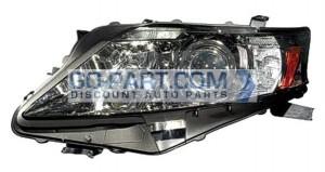 2010-2011 Lexus RX350 Headlight Assembly (For Japan Built Models) - Left (Driver)