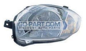 2008-2011 Mitsubishi Eclipse Headlight Assembly - Left (Driver)