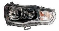 2009-2015 Mitsubishi Lancer Evolution Headlight Assembly - Right (Passenger)