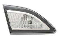 2010 - 2013 Mazda 3 Mazda3 Backup Light Lamp - Left (Driver)