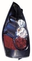 2007 Mazda 5 Mazda5 Tail Light Rear Lamp - Left (Driver)