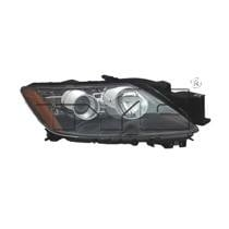 2009 Mazda CX7 Headlight Assembly - Left (Driver)