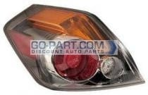 2010-2011 Nissan Altima Tail Light Rear Lamp - Left (Driver)