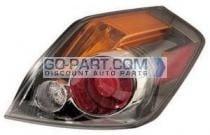 2010-2011 Nissan Altima Tail Light Rear Lamp - Right (Passenger)
