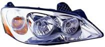 2008 - 2009 Pontiac G6 Front Headlight Assembly Replacement Housing / Lens / Cover - Right (Passenger)