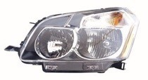 2009 - 2010 Pontiac Vibe Headlight Assembly - Left (Driver)