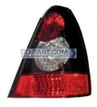 2008-2008 Subaru Forester Tail Light Rear Lamp (For Non-Sport Models) - Right (Passenger)