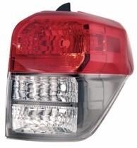 2010 - 2013 Toyota 4Runner Tail Light Rear Lamp (For LIMITED / SR5 Models Only) - Right (Passenger)