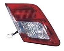 2010 - 2011 Toyota Camry Luggage Lid Tail Light (For Japan Built Models) - Left (Driver)